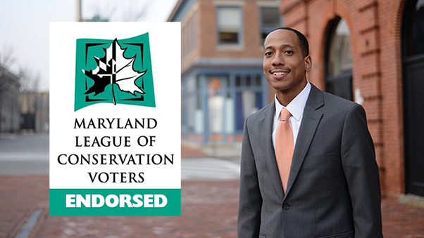 Maryland League of Conservation Voters Endorses John Bullock